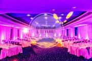 Ефектно осветление за сватба dj stanislav & dj yanko