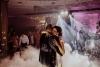 Ефектно осветление и тежък пушек за първи сватбен танц - Диджей и Водещ за сватба DJ Станислав & DJ Янко