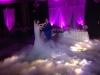 DJ Станислав & DJ Янко - ефектно осветление и тежък пушек, Първи сватбен танц на семейство Пеневи, хотел Империал Пловдив