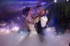 Първи сватбен танц на сем. Рачкови, ефектно осветление, тежък пушек - DJ Станислав - DJ Янко